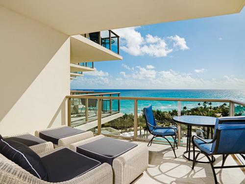 Ocean views in every room