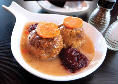 4 Reasons to Visit Meatball Room