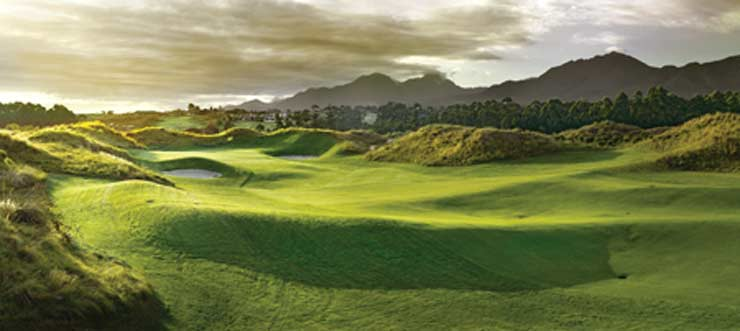 Golf Around the World Tour