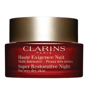 Clarins Super Restorative Night Cream