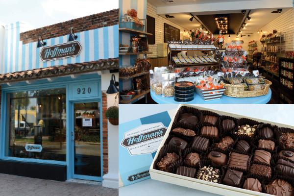 4 Reasons to visit Hoffman's Chocolates