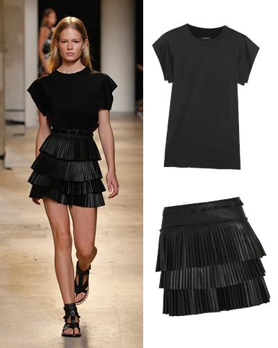 '60s Mini skirt