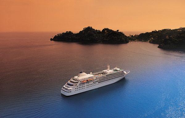 Silversea Cruises.