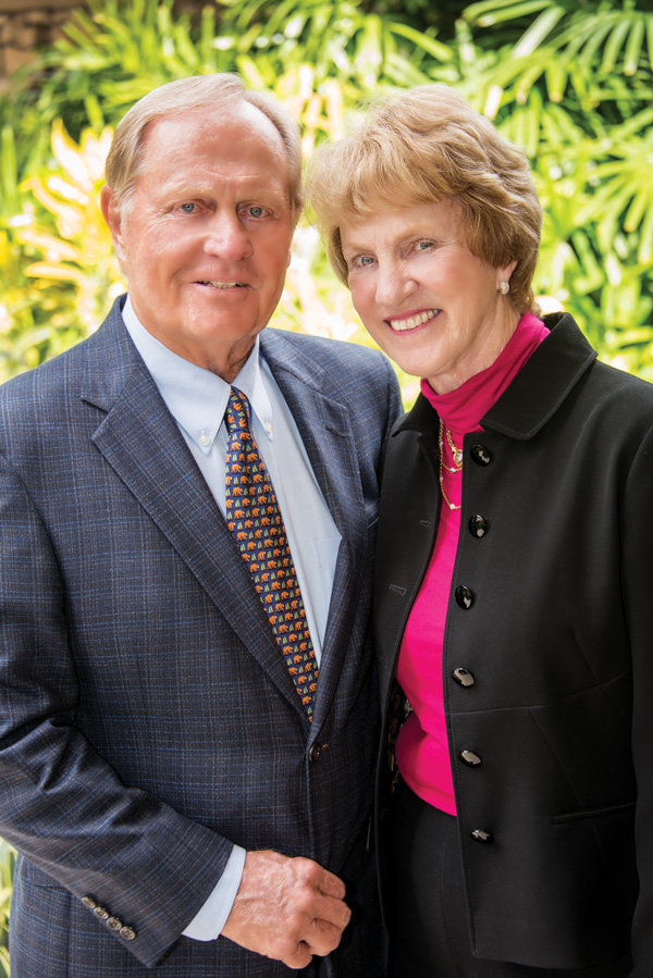 Jack And Barbara Nicklaus Open Up About Golf, Life Lessons And Their Partnership With Miami Children's Hospital