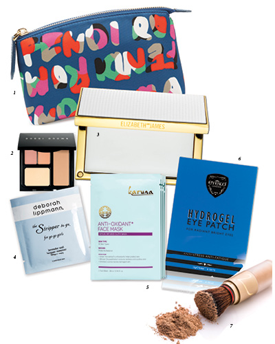 Mask Your Jet Lag With These Quick Makeup Fixes