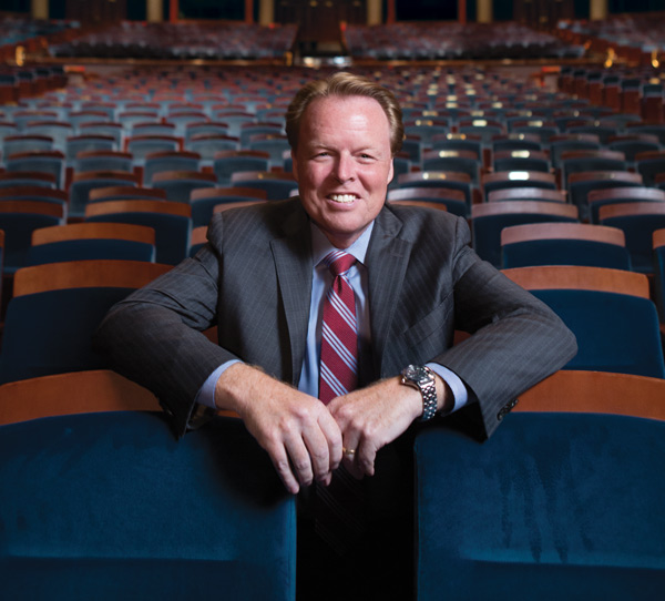 How Kelley Shanley Led The Broward Center For The Performing Arts Through Its $58 Million Renovation