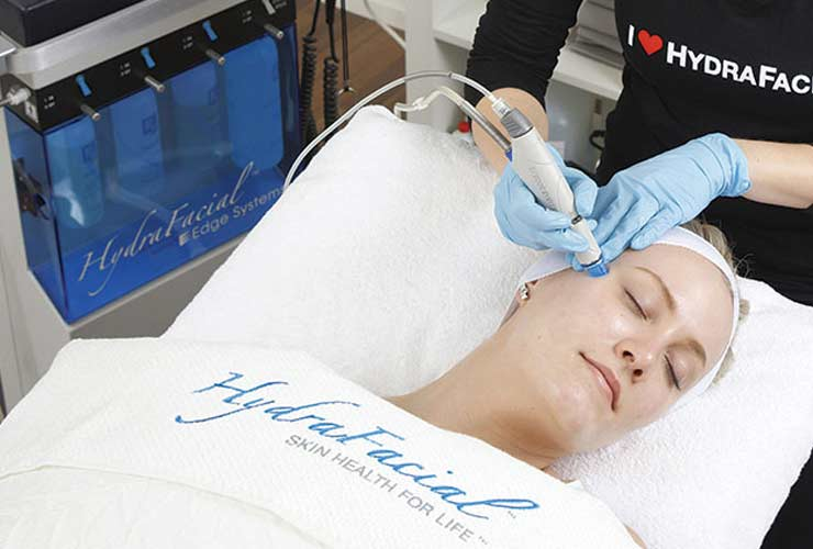 This Unique Facial Option Will Hydrate And Nourish Your Skin With No Downtime