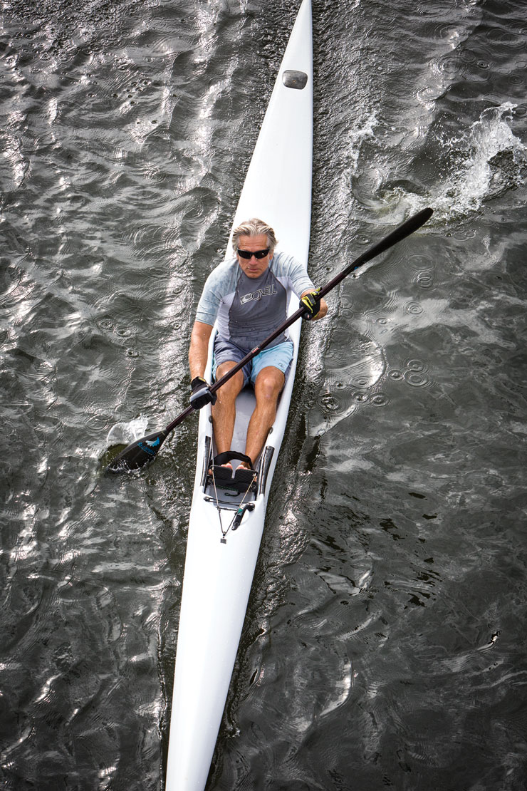 At 61, This Local Broke His Own Kayaking Record Crossing From Bimini To South Florida