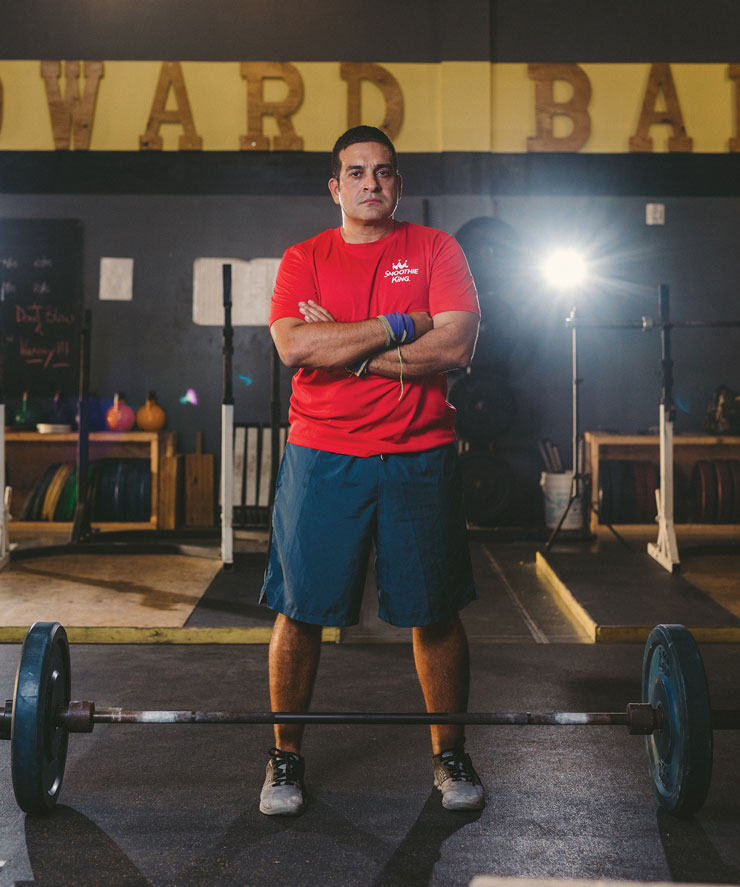 How Business Owner Omar Medrano Took Control Of His Weight And His Life