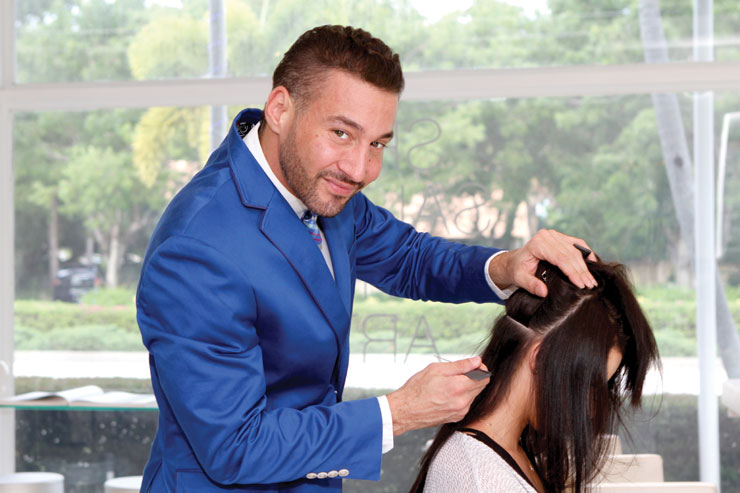 Celebrity Stylist Peter DeRosa Tells Us His No. 1 Hair Care Tip, And You Won't Believe How Simple It Is