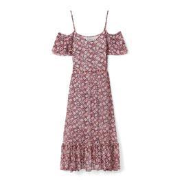Long, Breezy Boho Dress