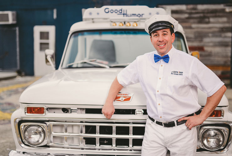 Fort Lauderdale Local Richard Blech Gives Us The Scoop On His Ice Cream Biz