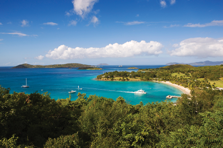 Visit This U.S. Virgin Islands Destination For The Ultimate Vacation Itinerary