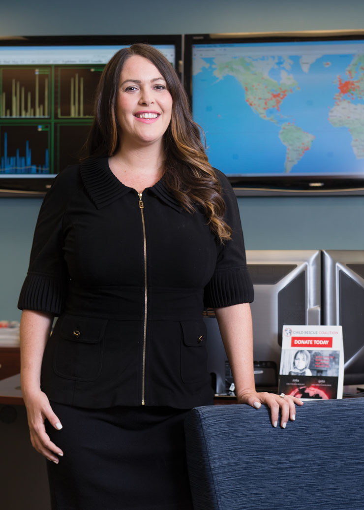 Boca Raton's Carly Yoost Is Protecting Youth Through The Child Rescue Coalition