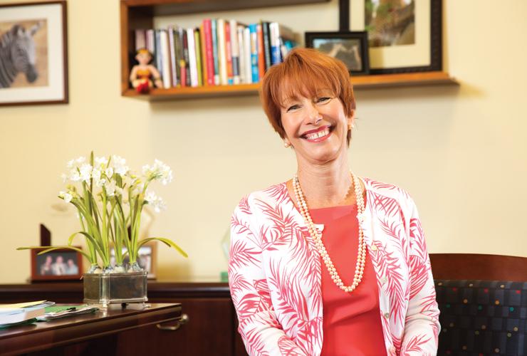 Linda Carter And The Community Foundation Of Broward Reach A Major Milestone