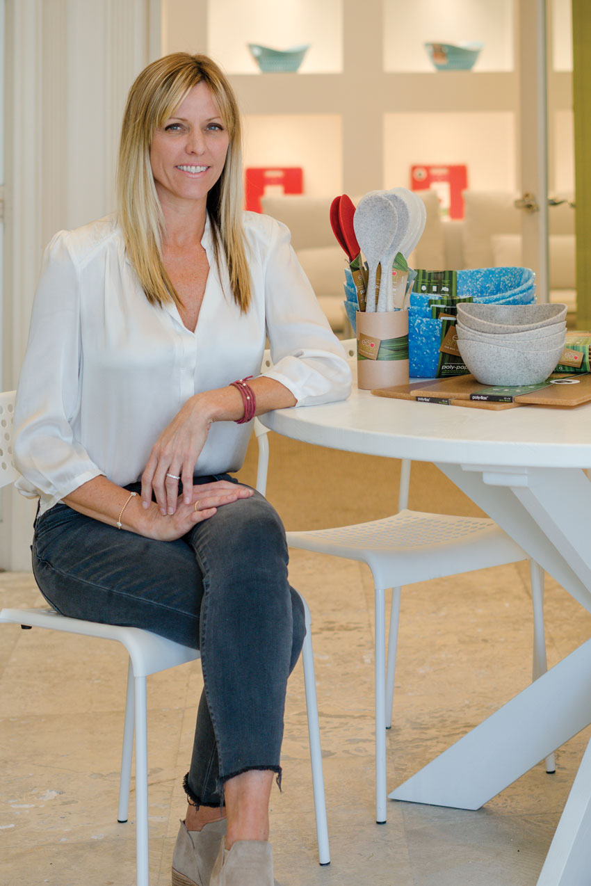 Jenna Sellers Miller's Delray-Based Company Creates Innovative Home Products
