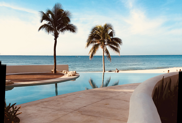 Mexico's Mahekal Beach Resort Brings The Best Of Nature To Your Vacation