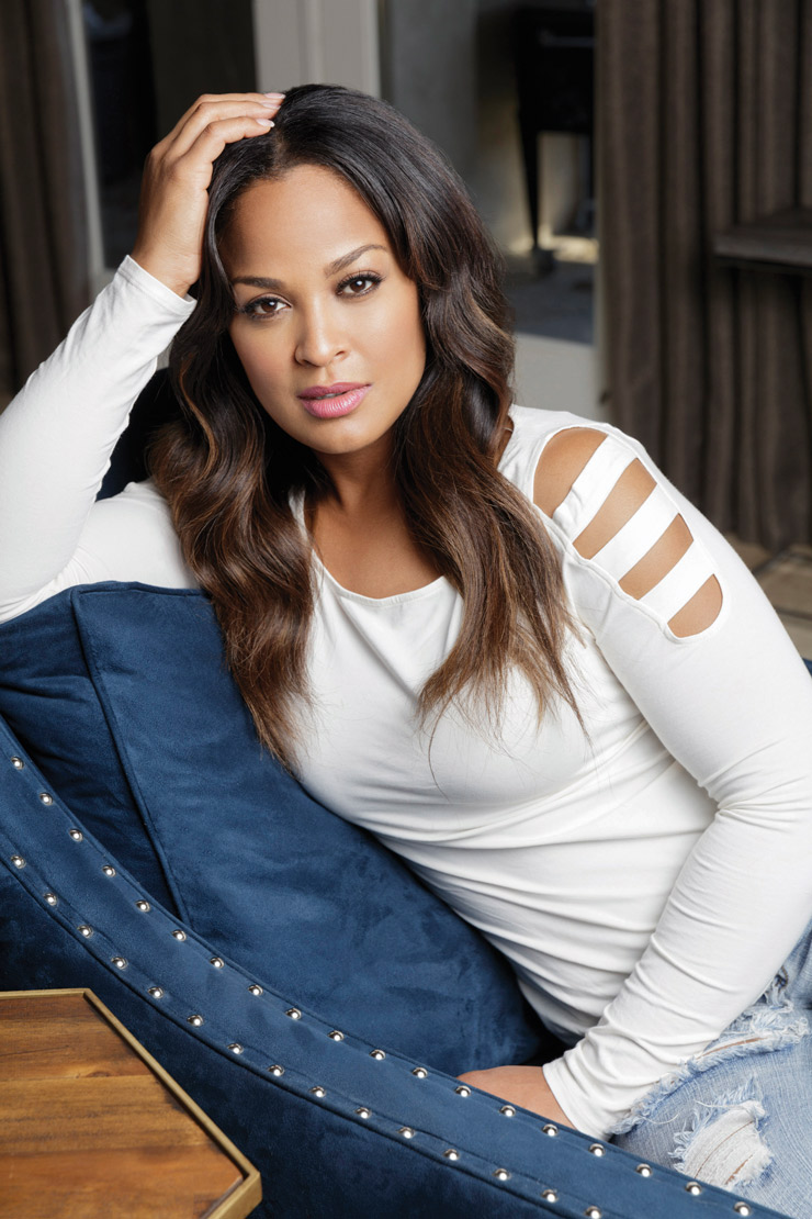 Laila Ali Discusses Boxing, Her Father's Legacy And Impacting The Community