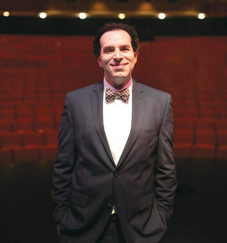 Peter Neirouz Is The Star Behind The Broward Center For The Performing Arts' Fundraising Efforts