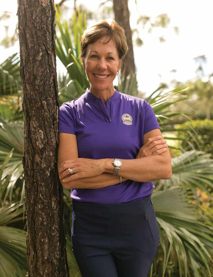 Meet Suzy Whaley, The First Woman President Of PGA Of America