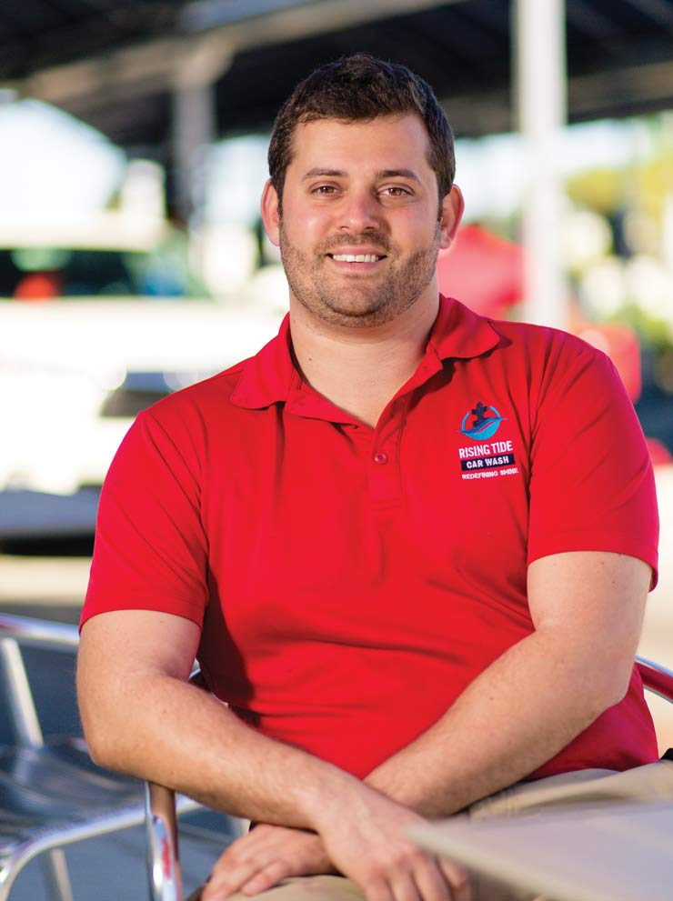 Rising Tide Car Wash Aims To Empower People With Autism