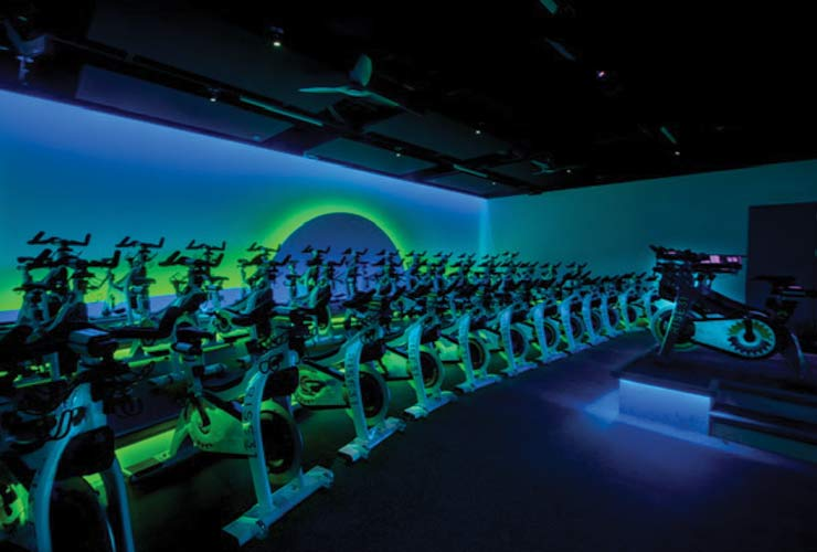 From Pilates To Cycling, Exercise At New Fitness Facility RISE31