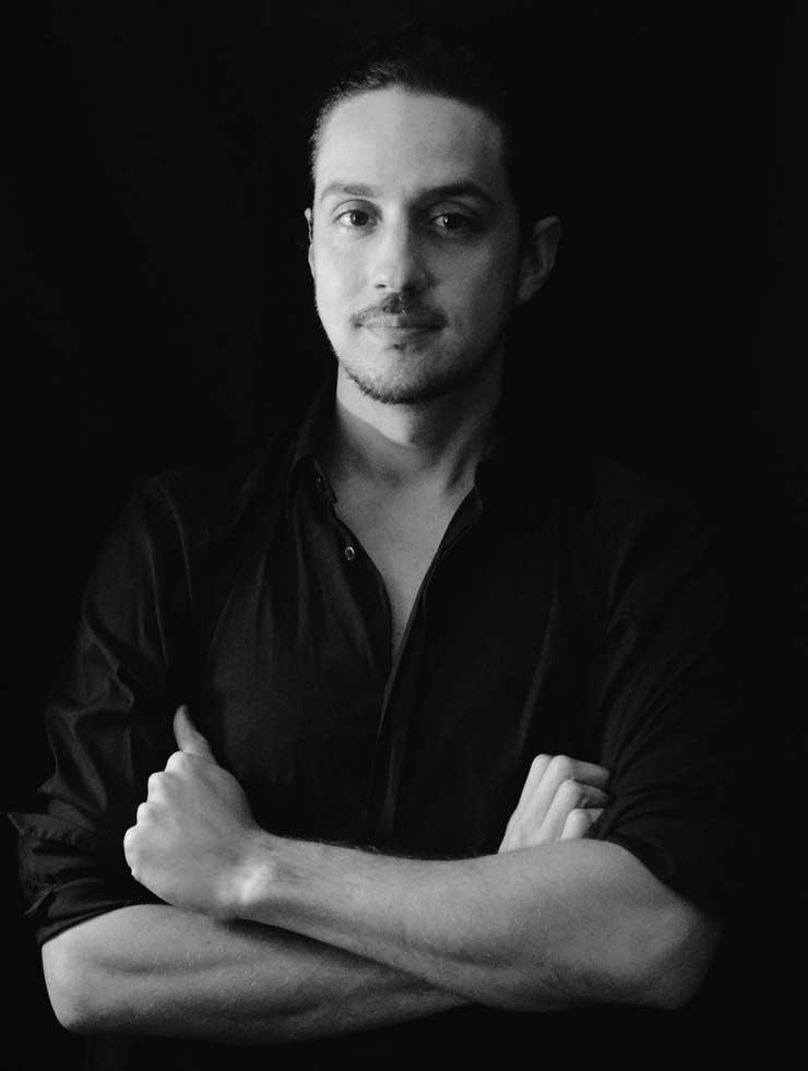 Meet Luis Escudero, Rene Ruiz Collection's Creative Director