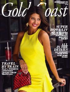 Gold Coast Magazine January-February 2020 Cover