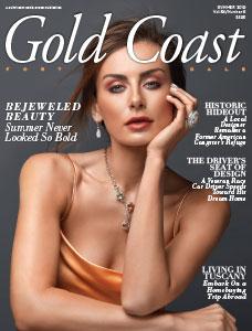 Gold Coast Magazine July 2019 Cover