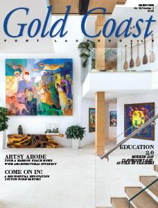 Gold Coast Magazine March 2020 Cover