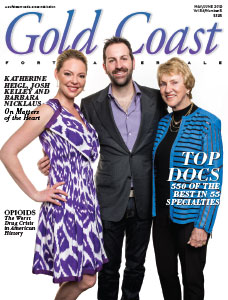 Gold Coast Magazine May-June 2019 Cover