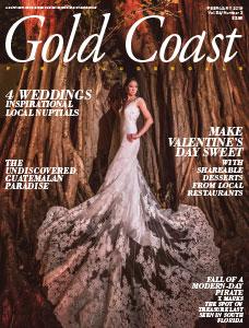 Gold-Coast Magazine February 2019 Cover