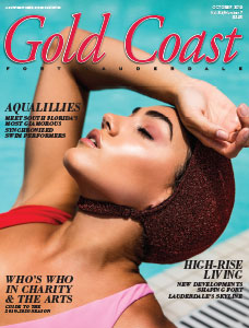 Gold Coast Magazine October 2019 Cover