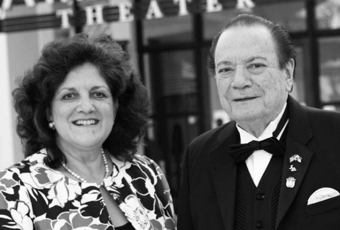 Renée LaBonte & Maestro James Brooks-Bruzzese, Symphony of the Americas