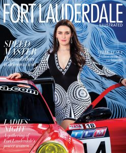 Fort Lauderdale Ilustrated Ladies' Night Cover