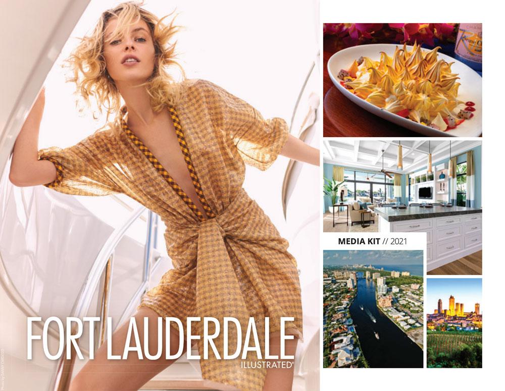 Fort Lauderdale Illustrated Media Kit 2021