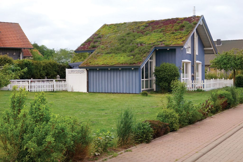 FLI Sustainable Homes, Poseidon Habitat Seawalls