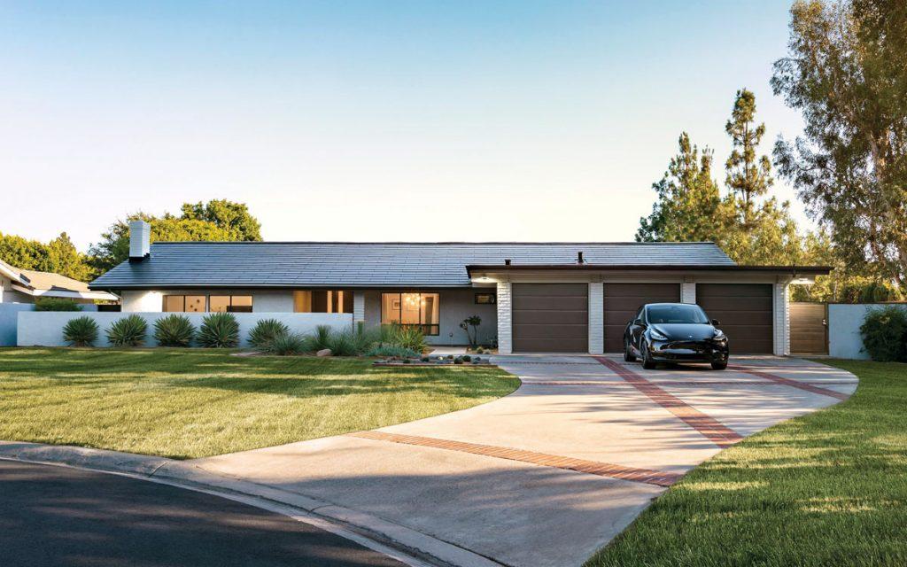 FLI Sustainable Homes, Solar Roof Design