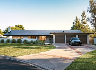 FLI Sustainable Homes, Solar Roof Design