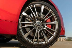 Infiniti Q50 wheels