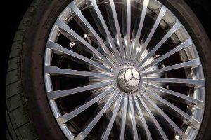 Mercedes-Maybach 600GLS Wheels