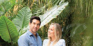 Jennifer and Omer Horev, the restaurteurs behind Pura Vida. Photography by Vanessa Rogers