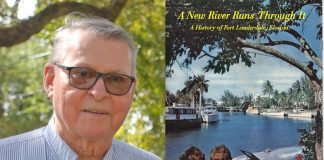 John Bailey, author of A New River Runs Through It, History Fort Lauderdale