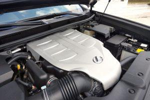 Lexus GX460 engine