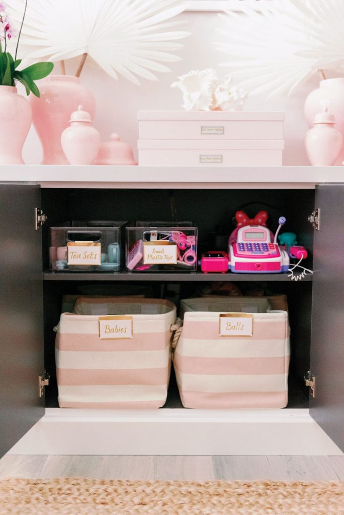 Minimizing the playroom, Shea Christine Photography