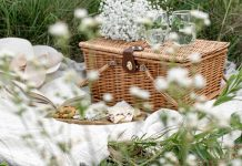Picnic Day (April 23) Photo by Evangelina Silina via Unsplash