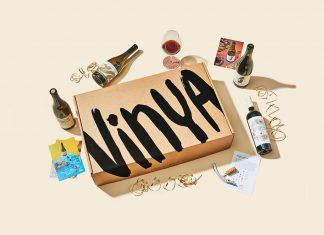 VinyaWinebox subscription ($95:month)