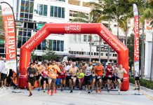 Walk Like MADD & MADD Dash Fort Lauderdale 2019 runners take off.