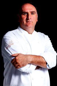 Chef José Andrés, photo by Blair Getz Mezibov