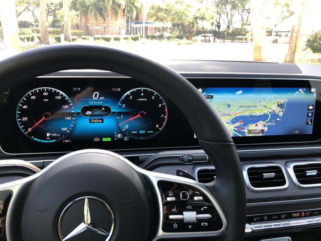 Mercedes-Benz GLE 450 9